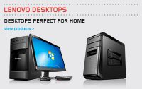 Desktop Repair Lenovo Authorized Warranty Service