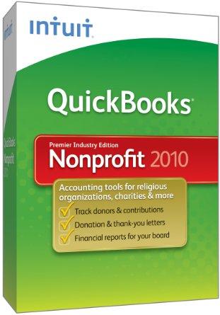 QuickBooks Non-profit